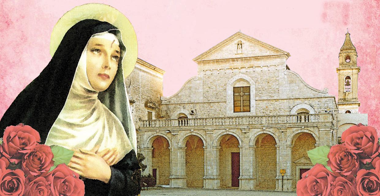 Santa Rita Giorno Calendario.15 Giovedi A S Rita Da Cascia Basilica Santuario S